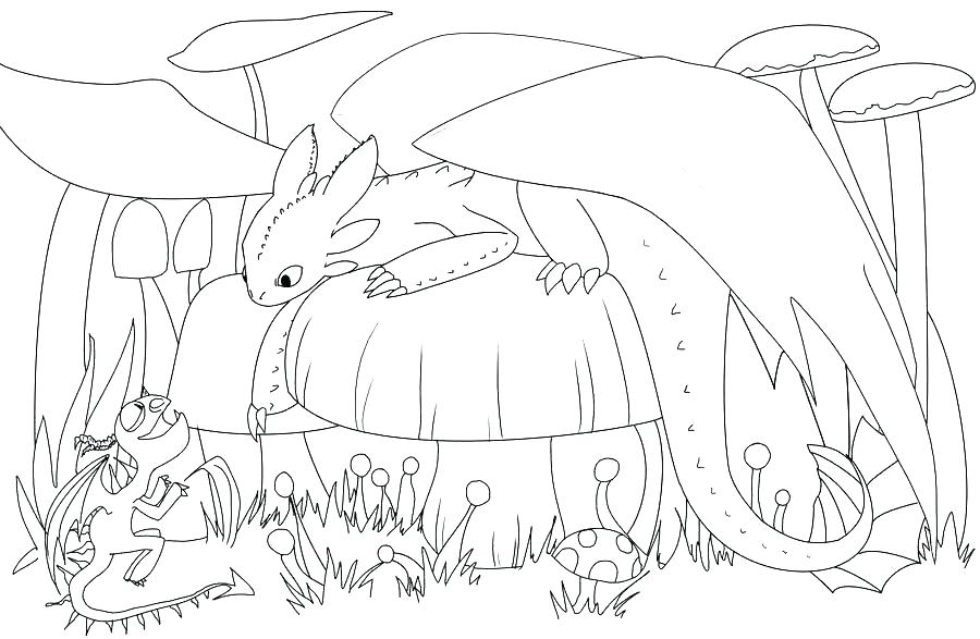 900x587 Toothless Coloring Pages Cute Dragon Coloring Pages Cute Dragon