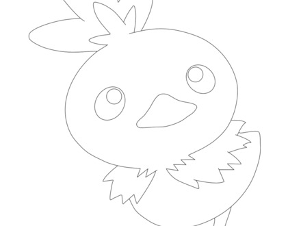 440x330 Pokemon Mega Mudkip Coloring Pages, Mudkip Coloring Pages