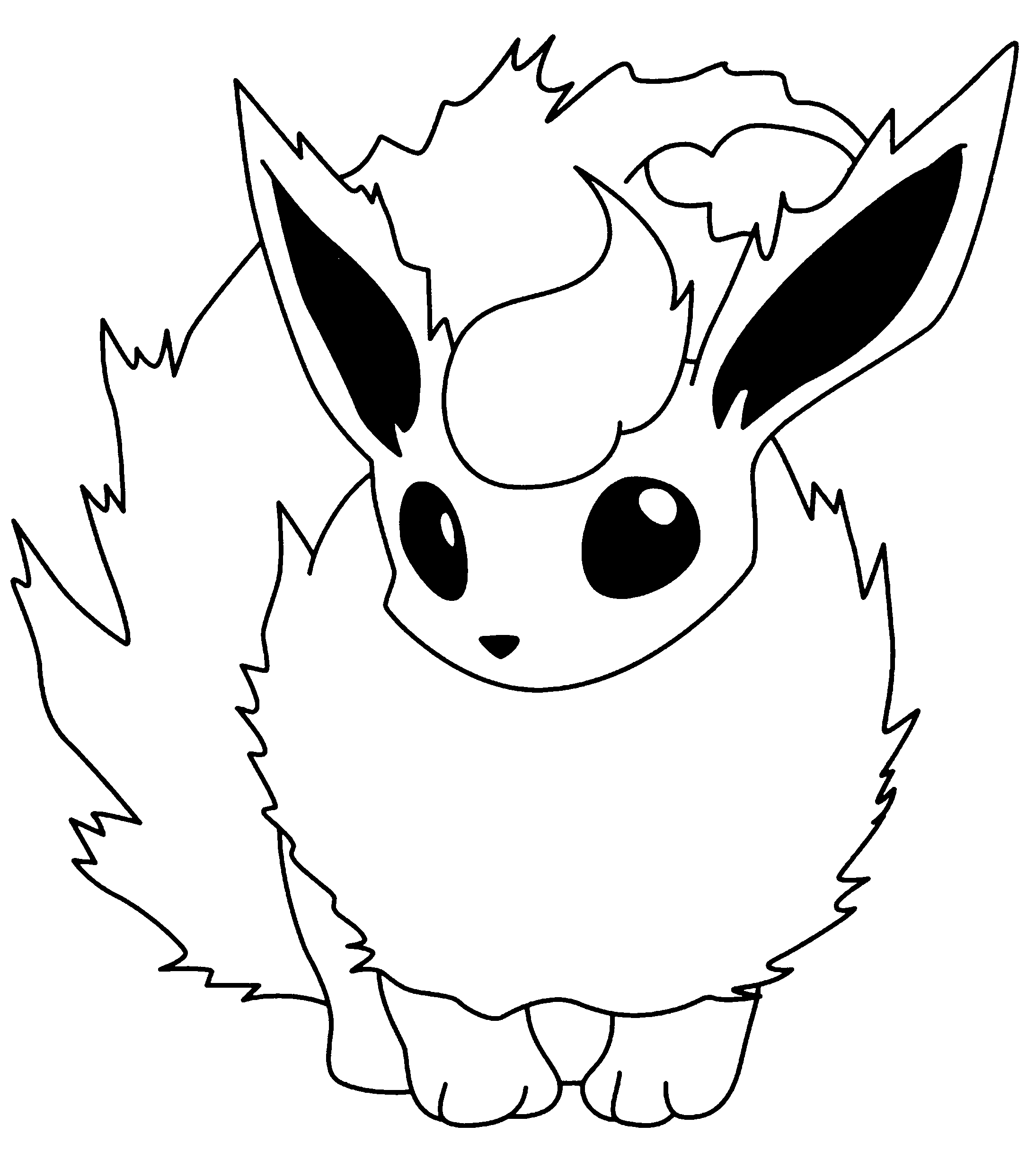 2189x2433 Torchic Coloring Pages Bitplanet