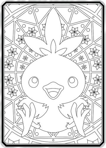 358x500 All Custom Pokemon Cards Tagged Adult Coloring Book Page