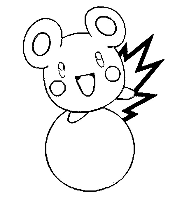 600x687 Coloring Pages Pokemon