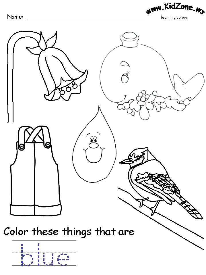 718x957 Blue Coloring Page Blue Coloring Pages Blue Coloring Pages Free