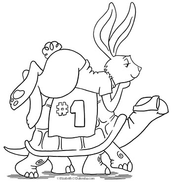 350x370 Coloring Page Tuesday