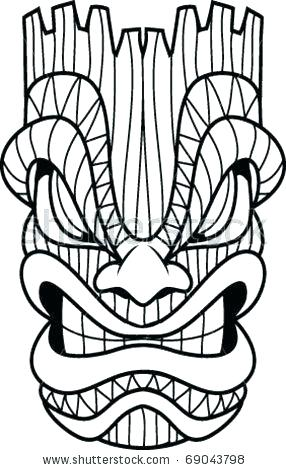 286x470 Totem Pole Coloring Pages Free Totem Pole Coloring Pages Native