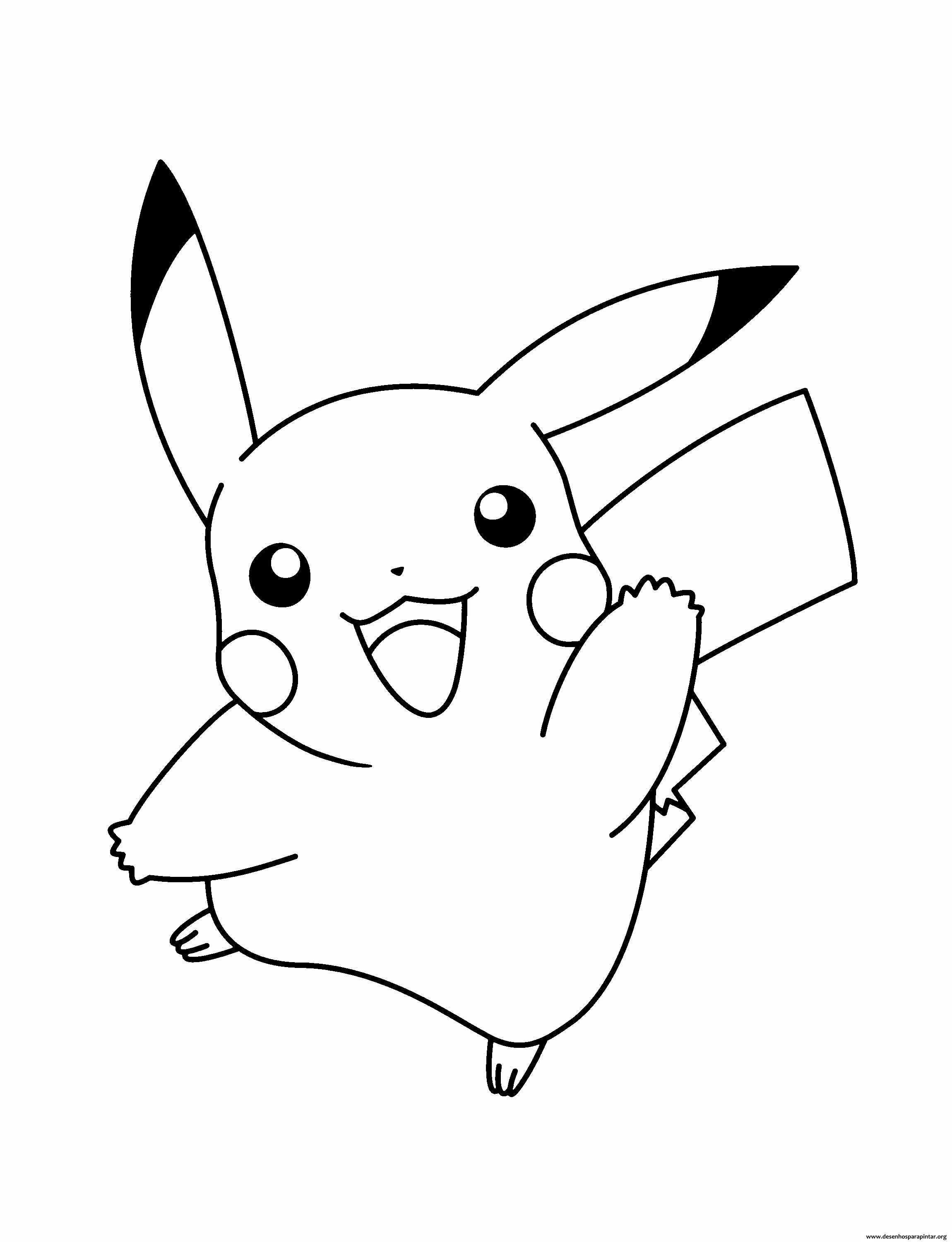 2300x3000 Pokemon Coloring Pages