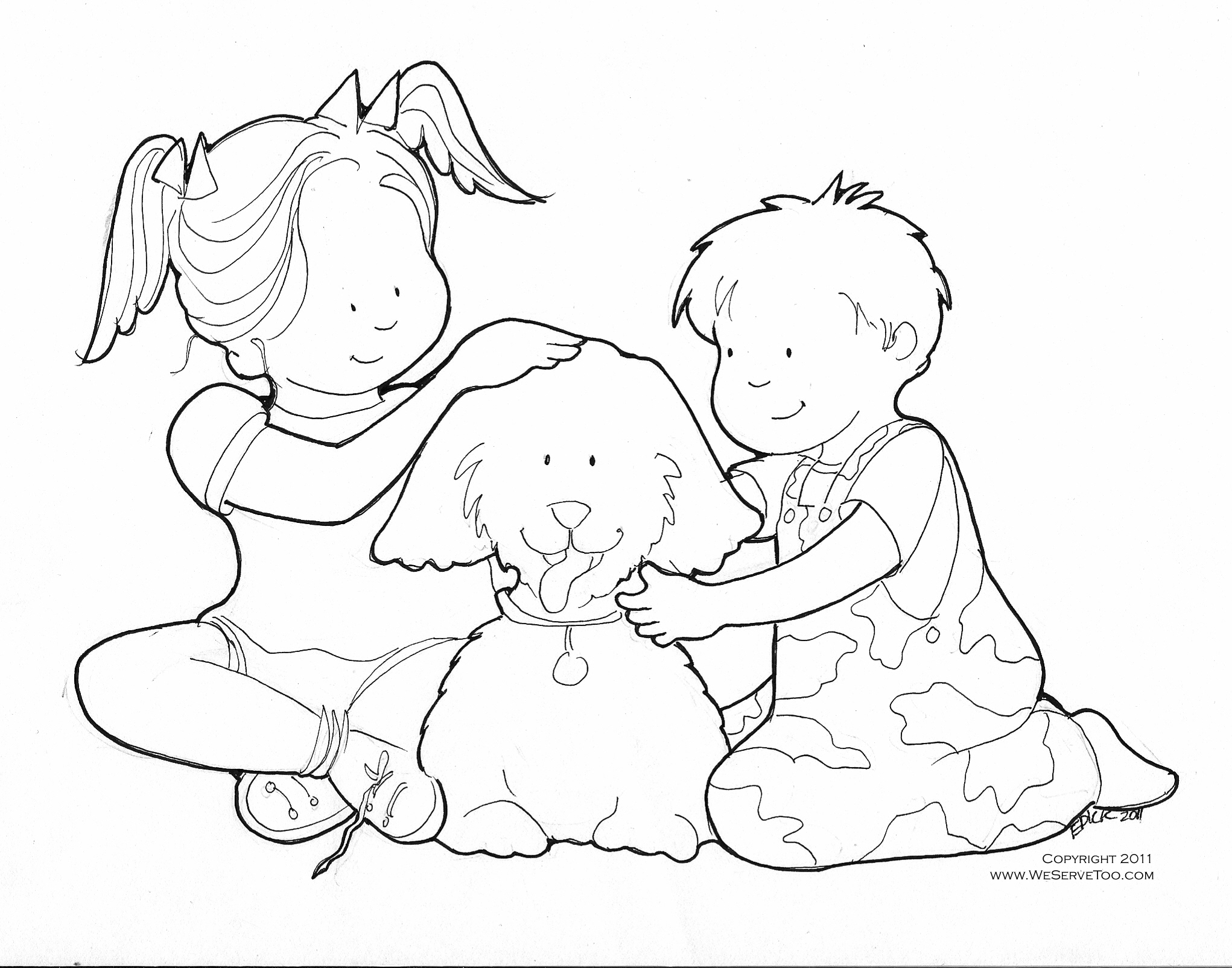 2042x1605 Coloring Pages And Books