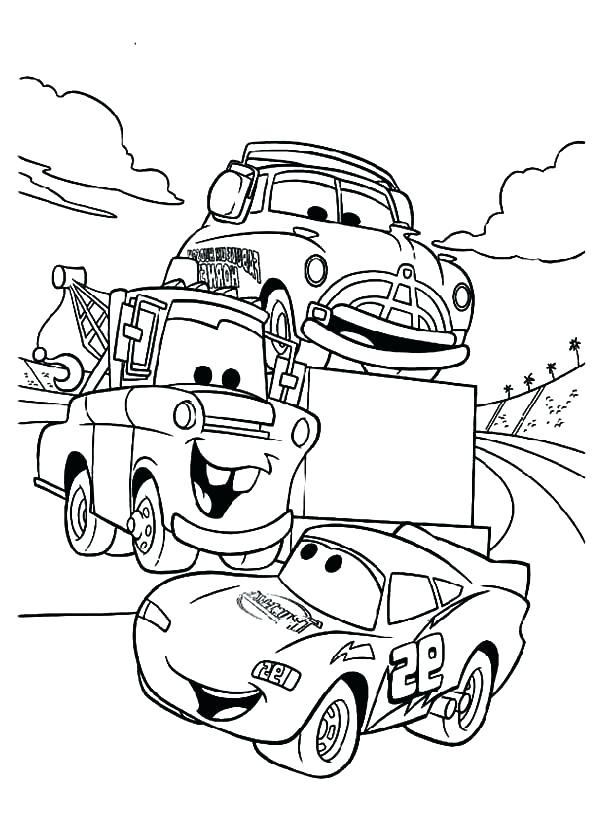 600x840 Coloring Mater Tow Mater Say To Coloring Pages Lightning Coloring
