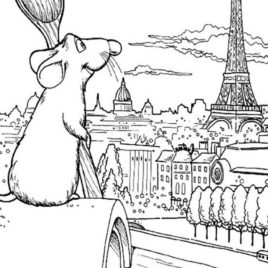 268x268 Water Tower Coloring Pages Sketch Coloring Page Water Tower
