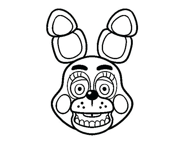 600x470 Fivenightsatfreddys Coloring Pages Coloring Pages Image Result