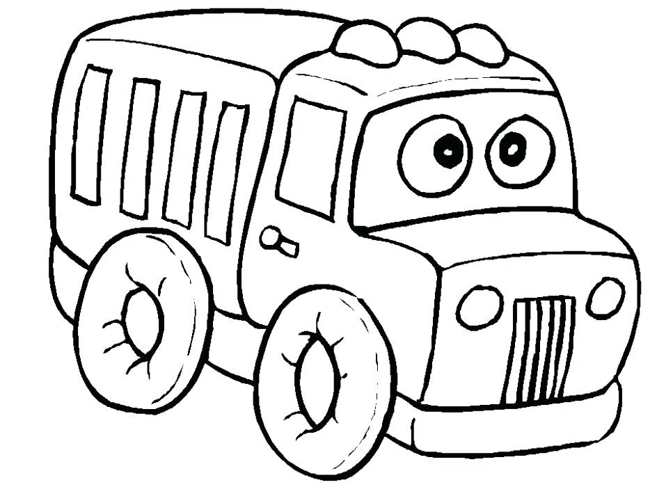 934x700 Cars And Trucks Coloring Pages Daycare Cars Coloring Sheets