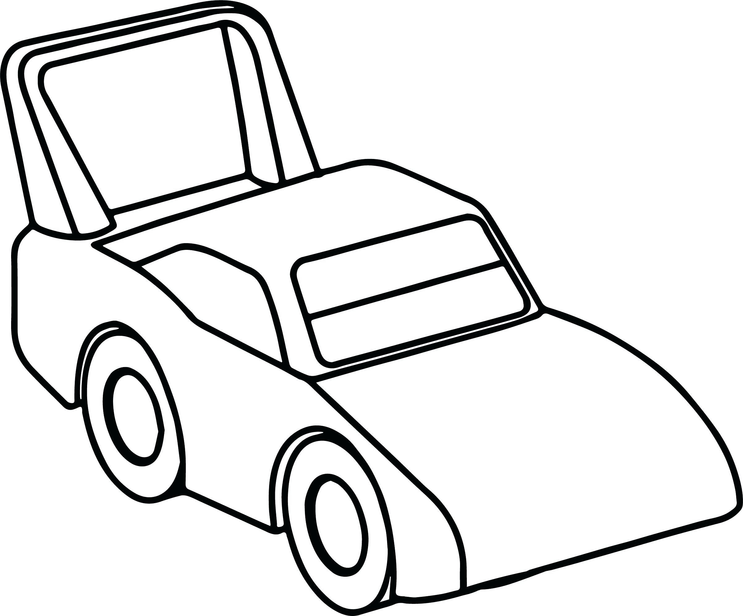 2405x1992 Toy Car Line Drawing Kidz Area