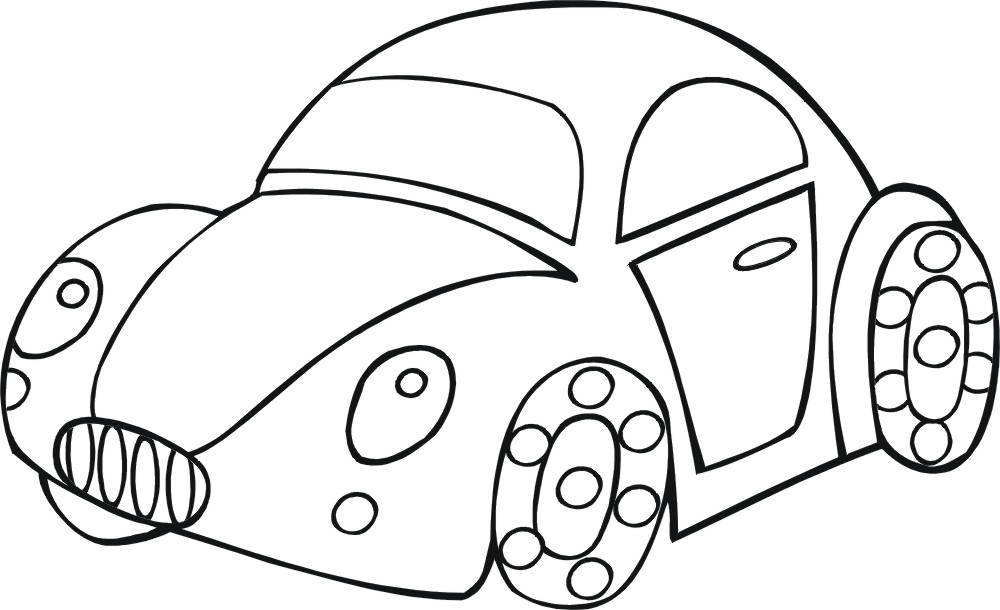 1000x610 Toy Coloring Pages Children's Best Activities, Toy Car Coloring