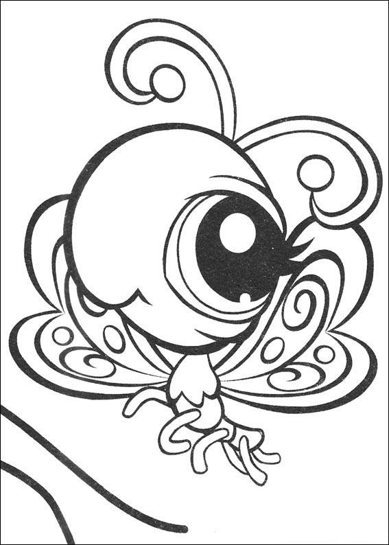 Toy Shop Coloring Pages