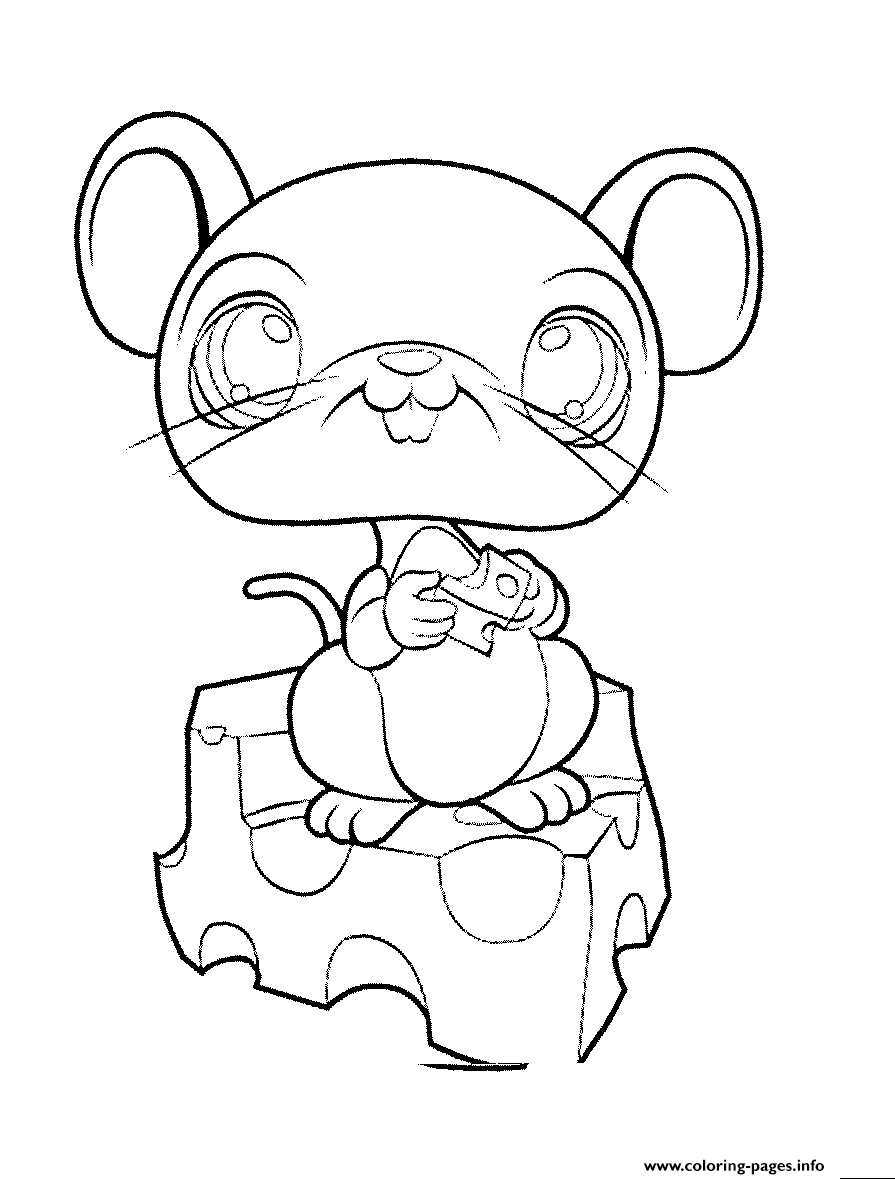 895x1179 Littlest Pet Shop Coloring Pages Free Printable In Lps