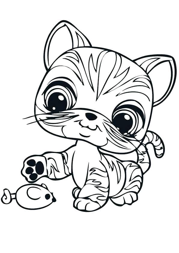 595x842 Store Coloring Page Pet Shop Coloring Sheets