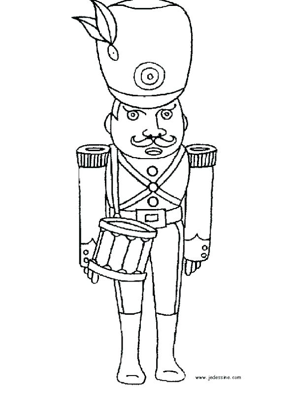 601x850 Soldier Coloring Pages Soldier Coloring Page Toy Soldier Coloring