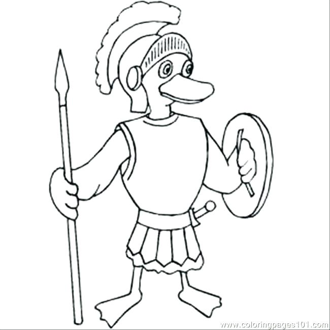 650x650 Soldier Coloring Pages To Print Soldier Coloring Page Roman