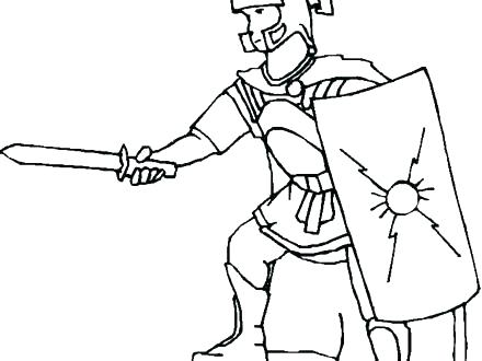 440x330 Soldier Coloring Pages To Print Soldier Coloring Pages Soldiers