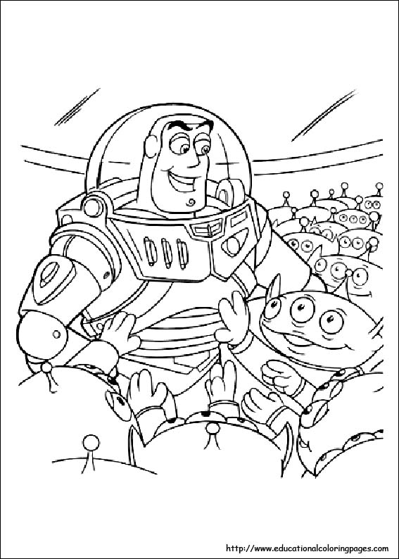 567x794 Coloring Pages For Kids Toy Story Coloring Pages