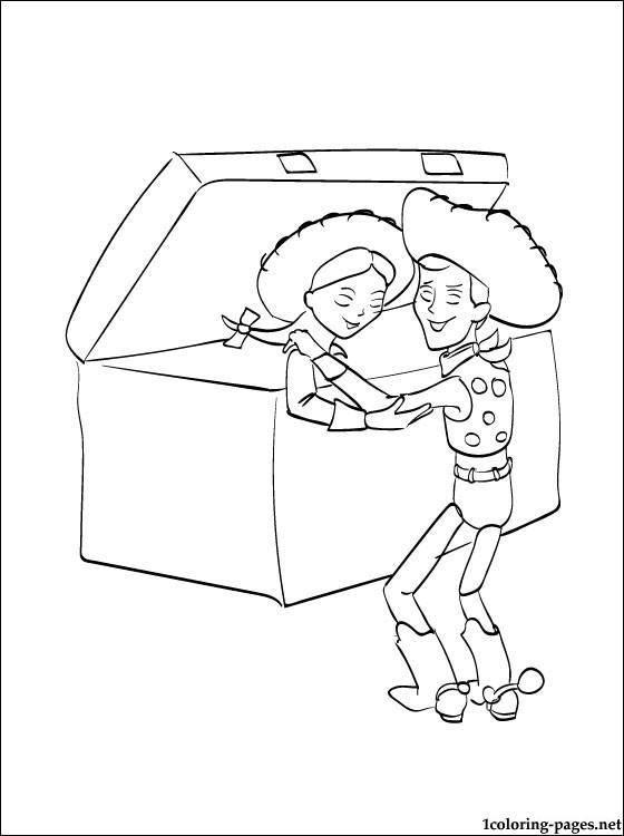 560x750 Coloring Page Toy Story For Kids Coloring Pages