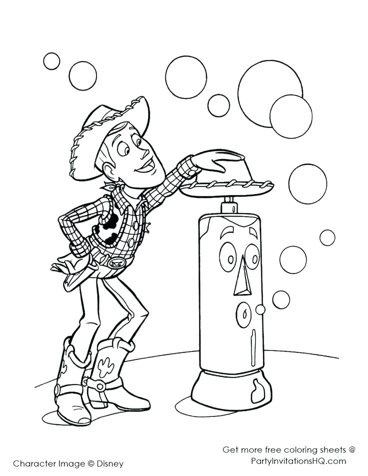 736x952 Jessie Toy Story Coloring Pages Toy Story Coloring Pages Toy Story