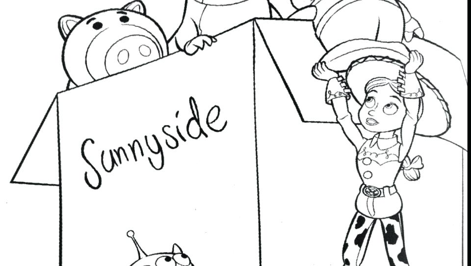 960x544 Toy Story Coloring Pages Buzz Toys Story Coloring Pages Toys Story
