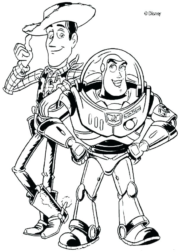 607x850 Jessie Toy Story Coloring Pages Toy Story Characters Coloring