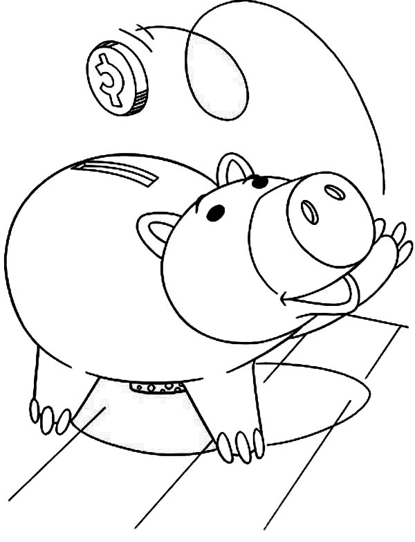 The Best Free Hamm Coloring Page Images From 9