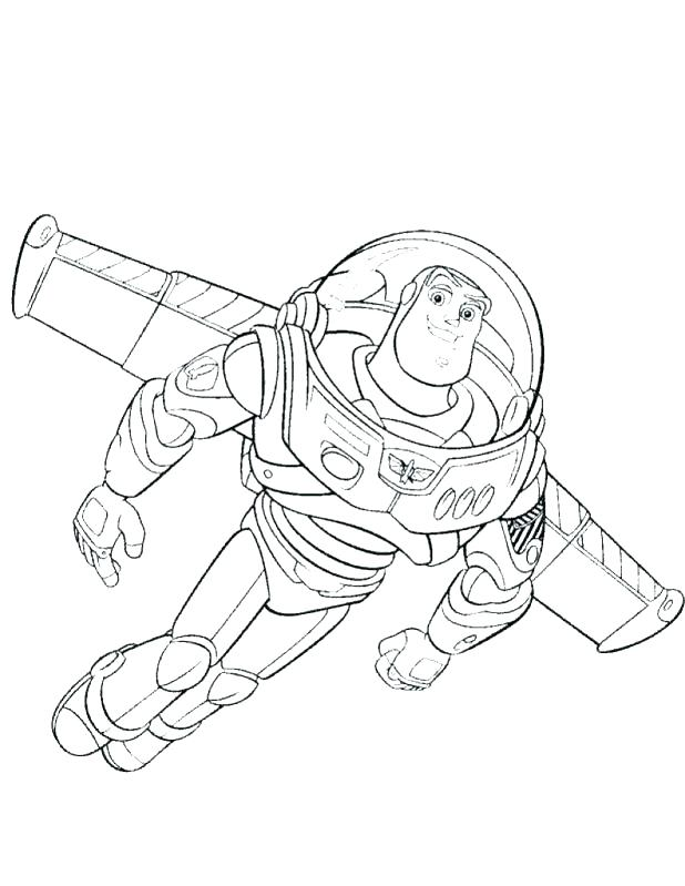618x799 Toy Story Coloring Book Pages Free For Kids Toy Story Toy Story