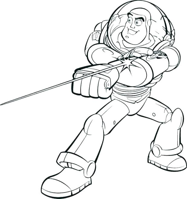 618x655 Buzz Woody Coloring Pages Coloring Pages Toy Story Buzz