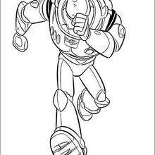 220x220 Toy Story Coloring Book Pages