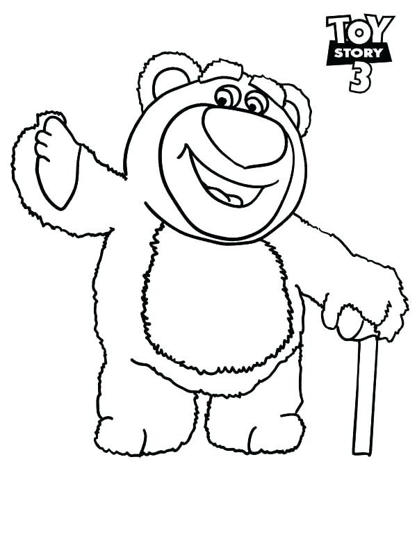 600x776 Worms Toy Story Coloring Pages Colouring For Funny Toy Story