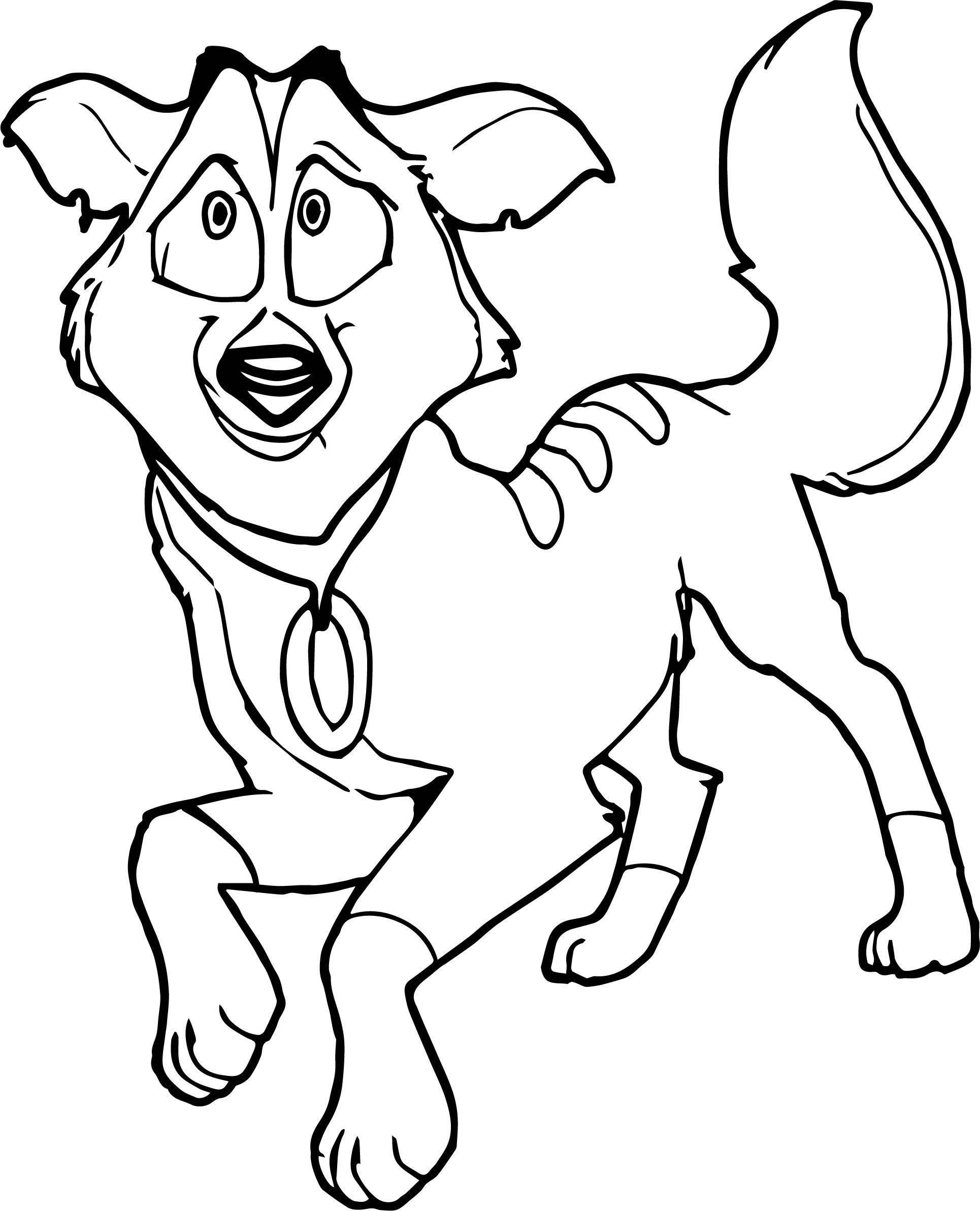 1930x2384 Appealing Woody And Slinky Dog Toy Story Coloring Page Dringrames