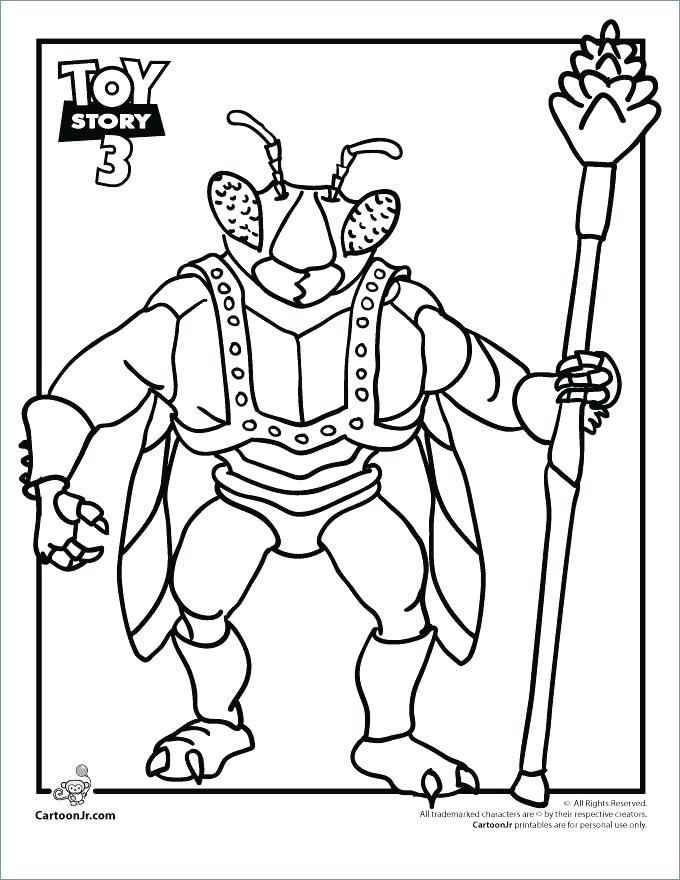 680x880 Toy Story Characters Coloring Pages Slinky Dog For Fuhrer