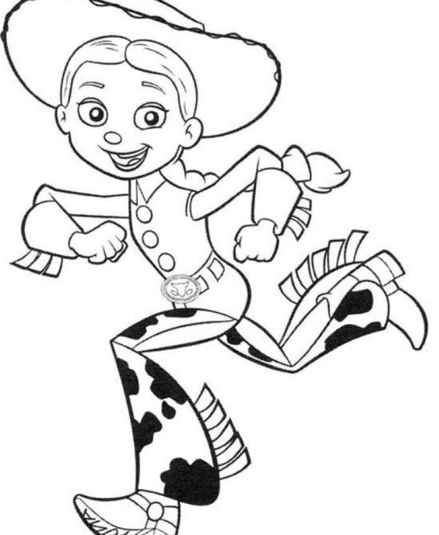 887x1080 Buzz Lightyear Coloring Pages With Toy Story Page Printable