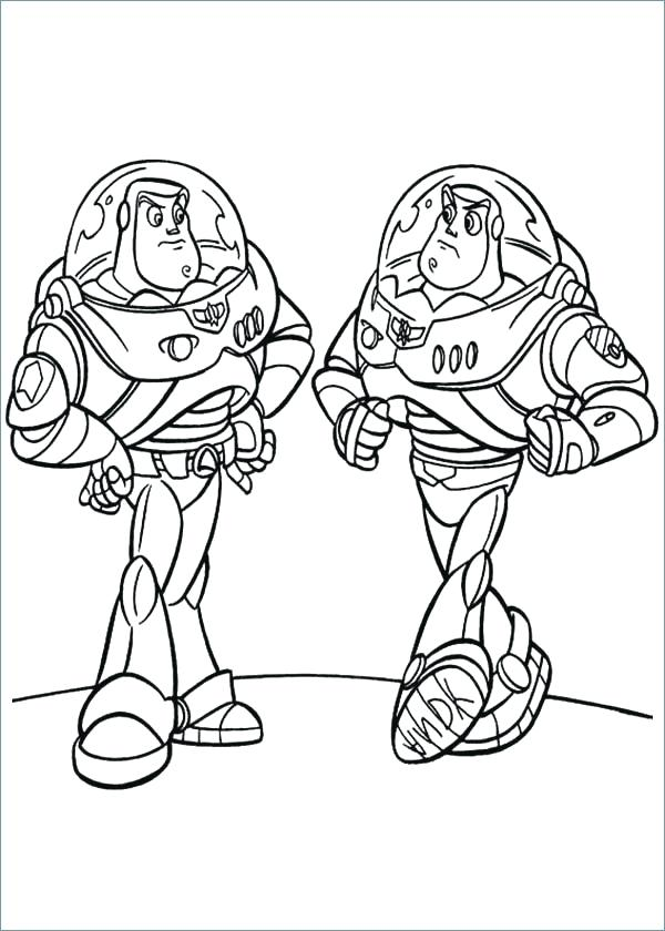 600x840 Zurg Coloring Pages Coloring Pages Zurg Toy Story Coloring Pages