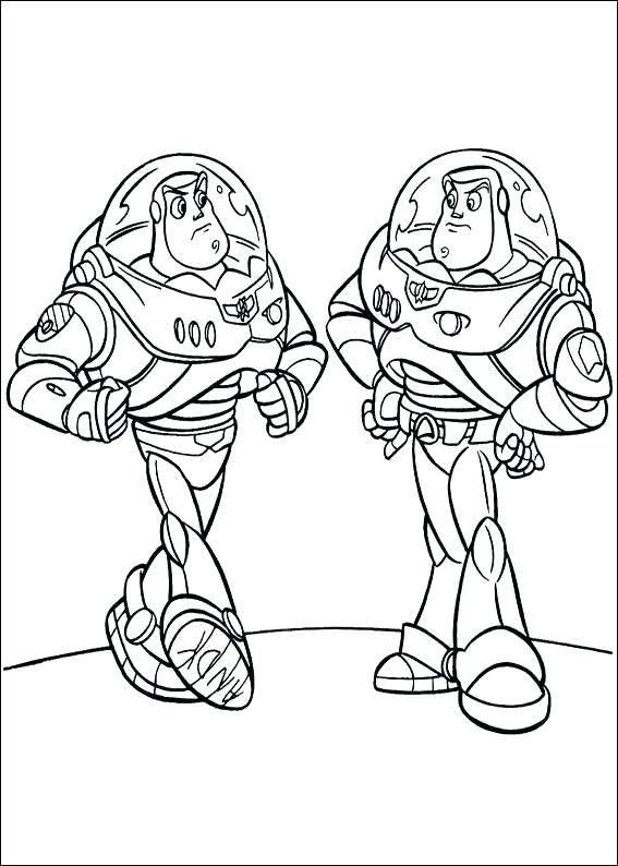 567x794 Zurg Coloring Pages Toy Story Coloring Page Zurg Toy Story