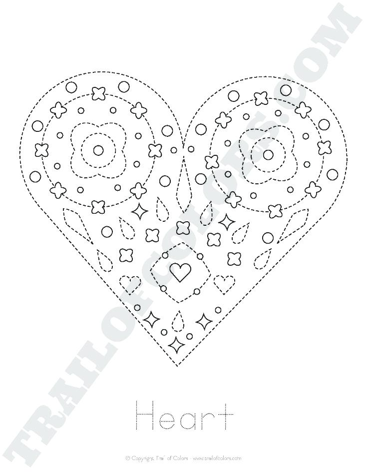 The Best Free Tracing Coloring Page Images Download From 50 Free