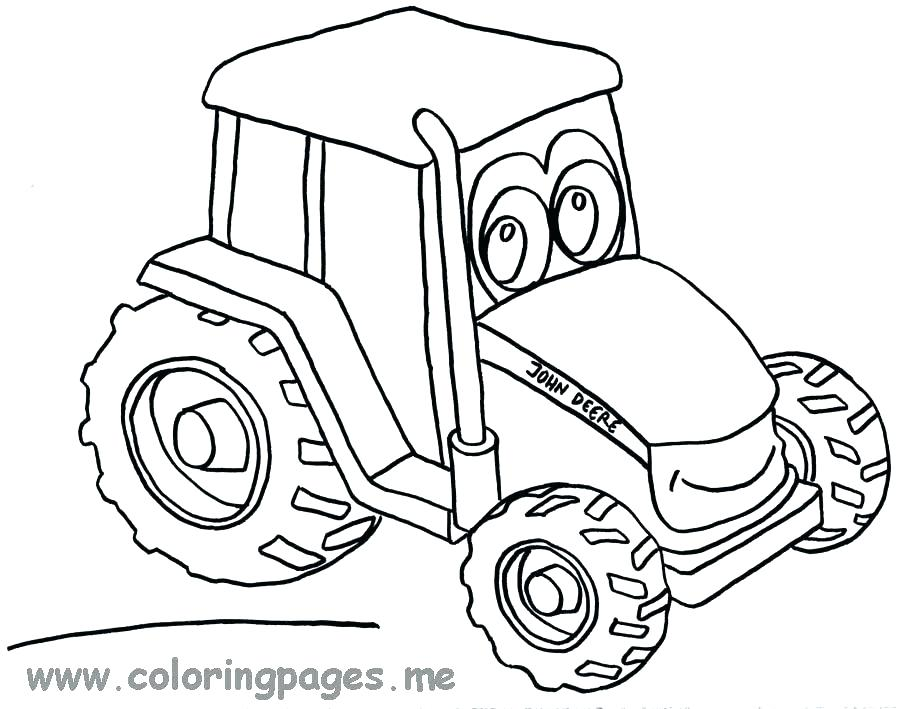 900x709 Caterpillar Tractor Coloring Pages Tractor Coloring Pages Cute
