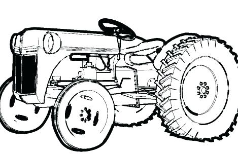 469x304 Tractor Coloring Pages To Print Tractor Coloring Pages Printable