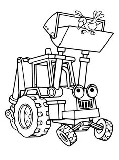 236x316 Tractor Coloring Pages For Kids Printable Tractor Tom Coloring