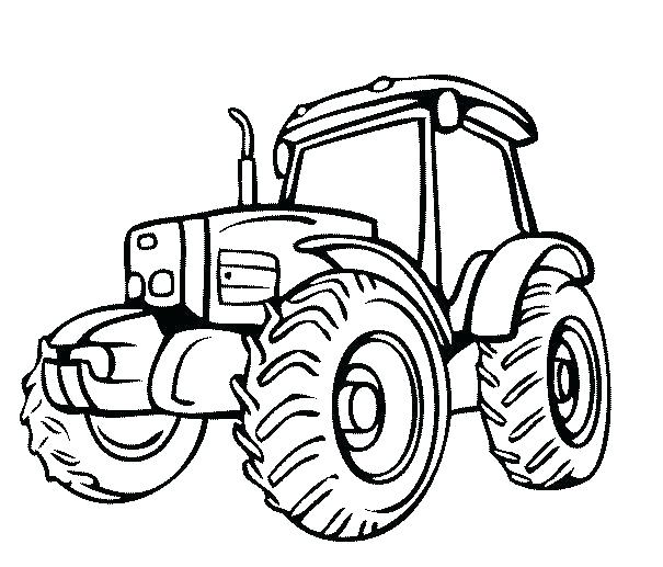 Tractor Coloring Pages To Print at GetDrawings.com   Free ...