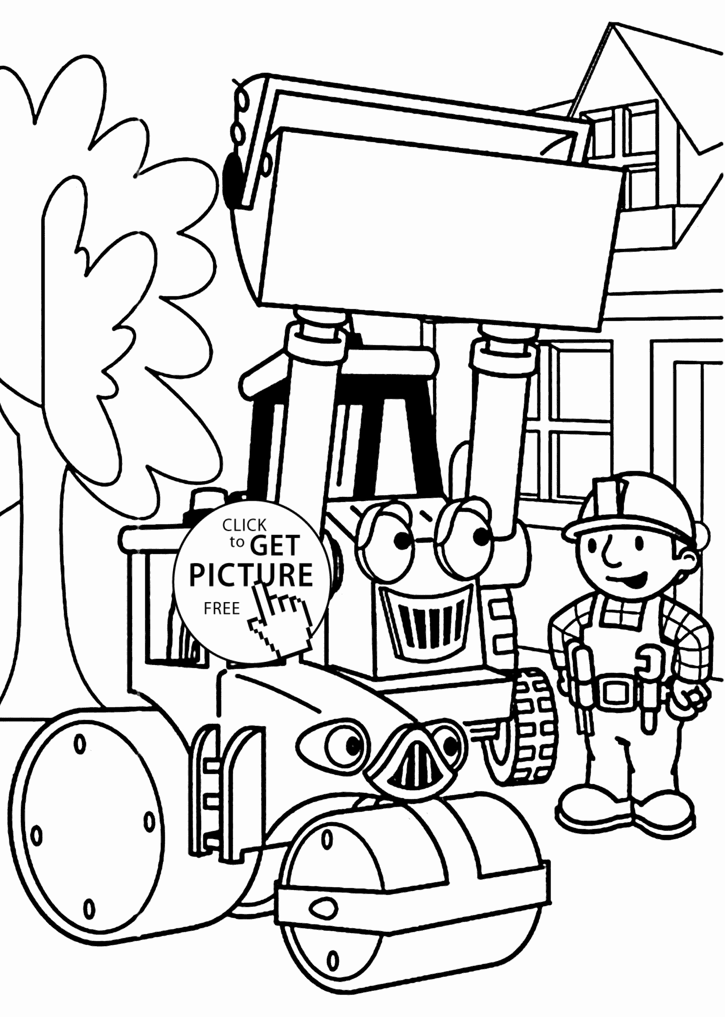1483x2079 New Tractor Trailer Coloring Pages Bltidm