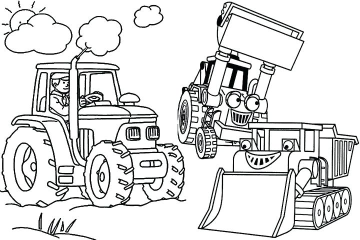 720x480 Tractor Trailer Coloring Pages Coloring Pages Of Tractors Semi