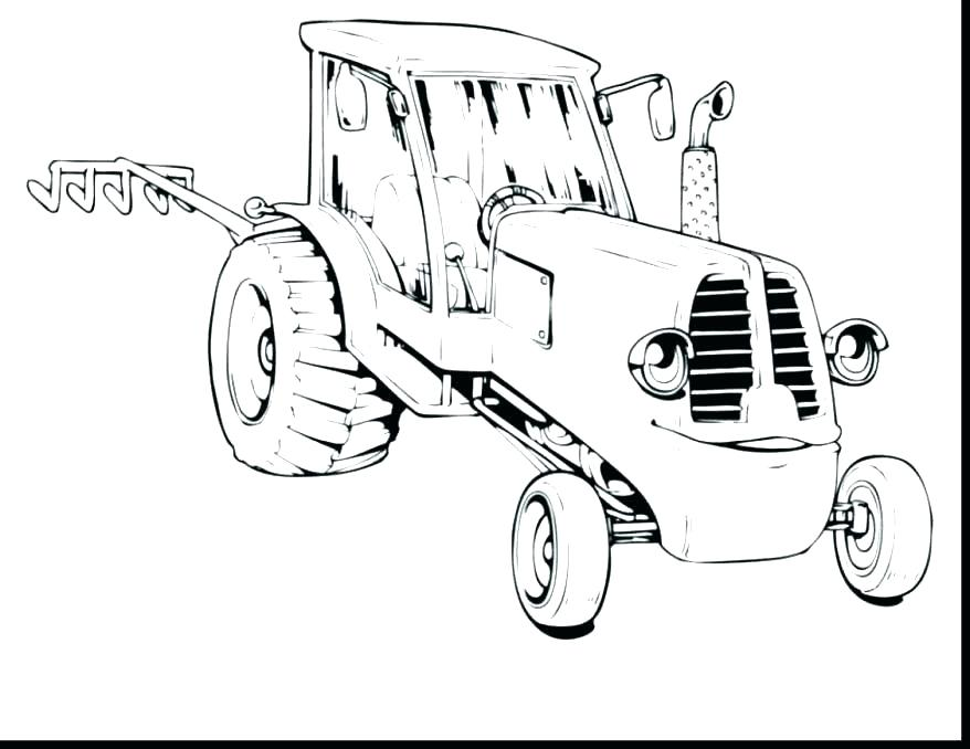 878x678 Tractor Trailer Coloring Pages Semi Truck Coloring Page Free