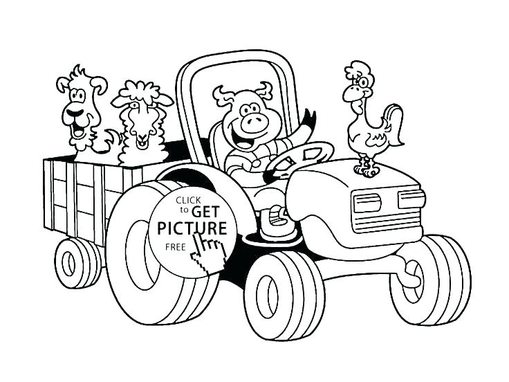736x552 Tractor Trailer Coloring Pages Truck Coloring Pages Truck Coloring