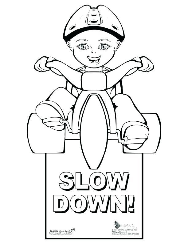 612x792 Garrett Morgan Traffic Light Coloring Page Printable Coloring Top