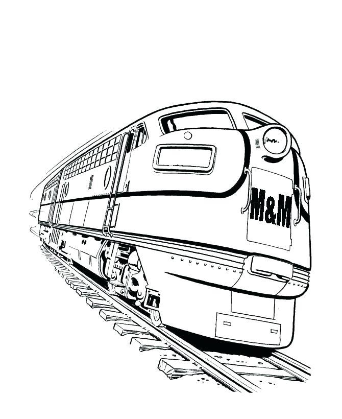 670x820 Diesel Train Coloring Pages Diesel Coloring Page Diesel Coloring