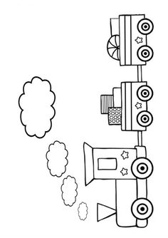 236x334 Free Printable Train Coloring Pages For Kids Free Printable