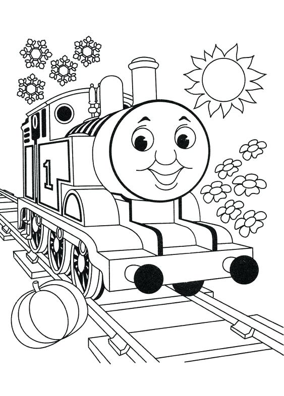 563x786 Free Printable Train Coloring Pages Top Free Printable The Train